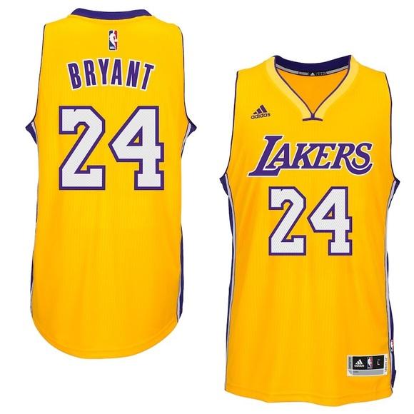 Kobe Bryant 24 Jersey Adidas XXL 2XL